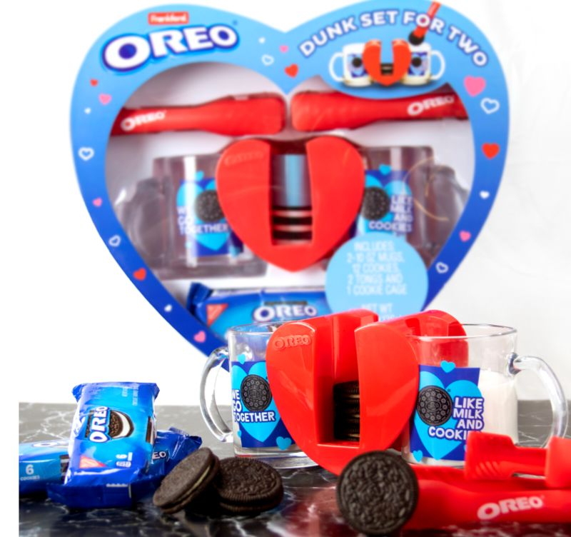 Romantic Cookie Dunking Sets