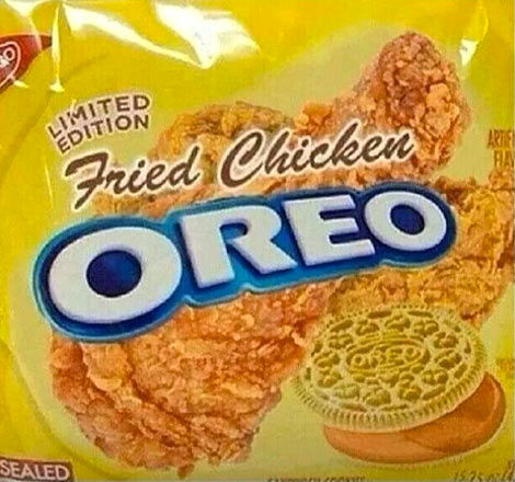 Poultry-Flavored Cookies