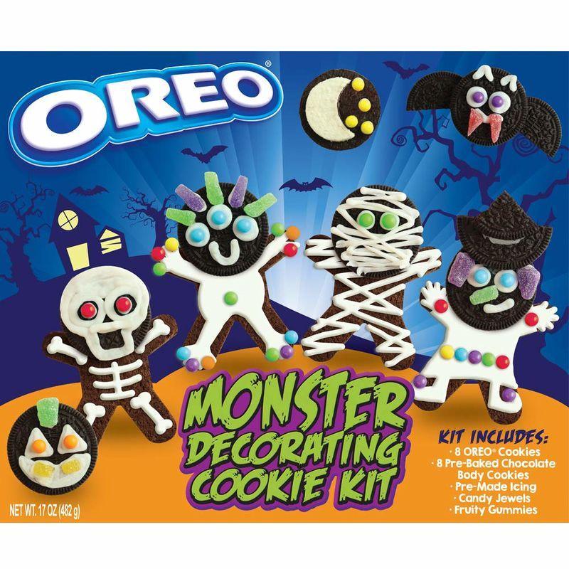 Halloween Cookies-Decorating Kits