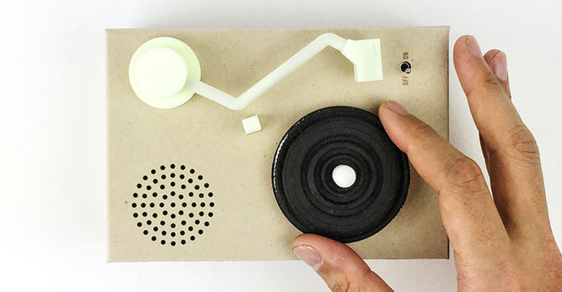 Edible Vinyl Records