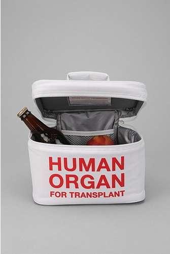 Morbid Organ-Inspired Lunchboxes