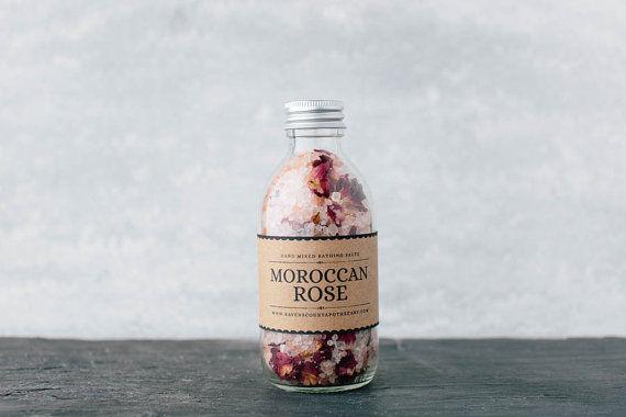 Organic Bath Salts