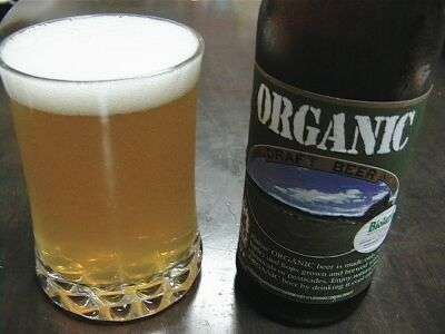 Organic Beer Sales Grow, Anheuser-Busch Enters Market