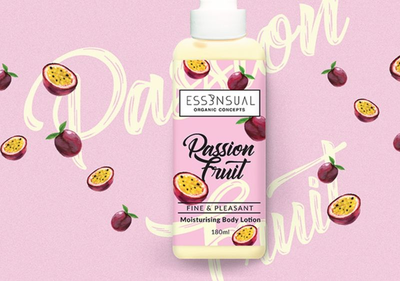 Ornate Organic Cosmetic Branding