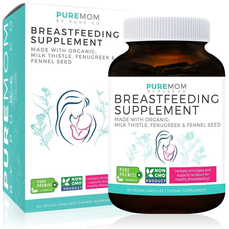 Herbal Breastfeeding Supplements
