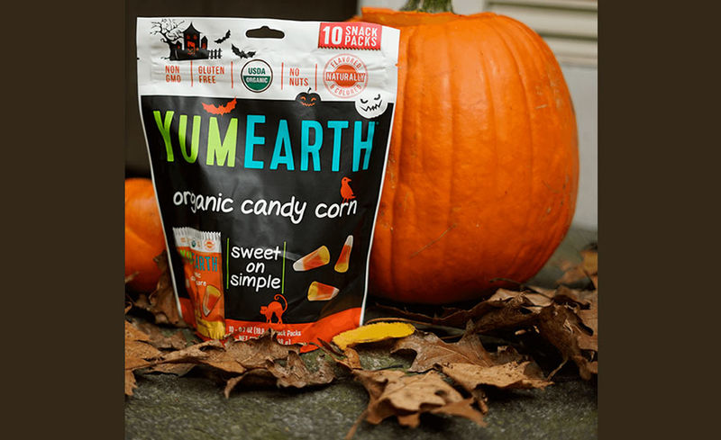 Organic Free-From Halloween Candies