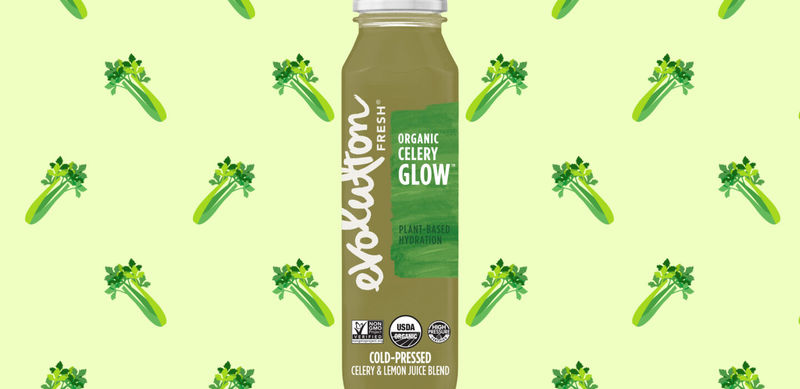 Cold-Pressed Celery Juices