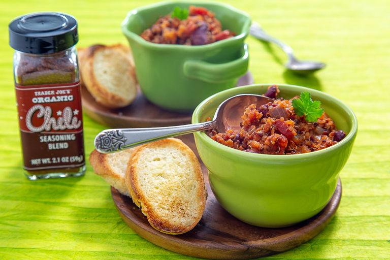 Pre-Mixed Chili Seasoning Blends