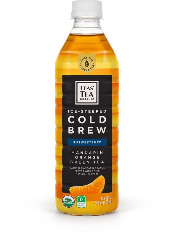 Citrusy Cold Brew Teas