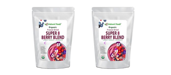 Potent Berry Supplements