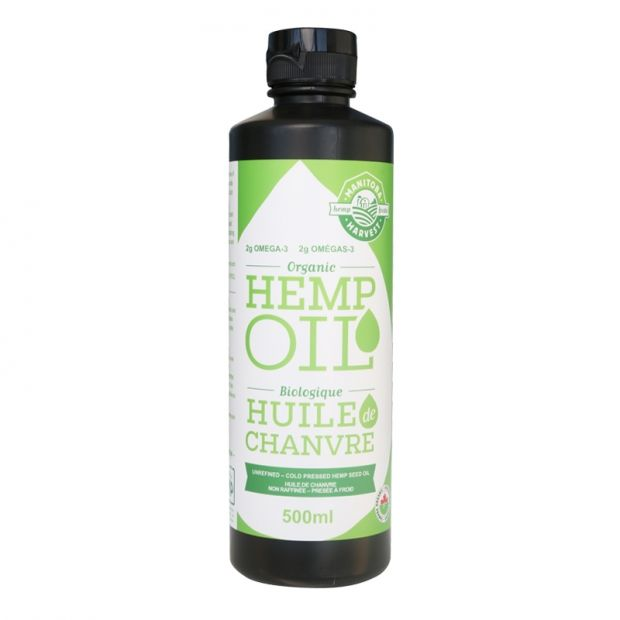 Healthy Hemp Oils