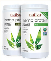 Raw Hempseed Proteins