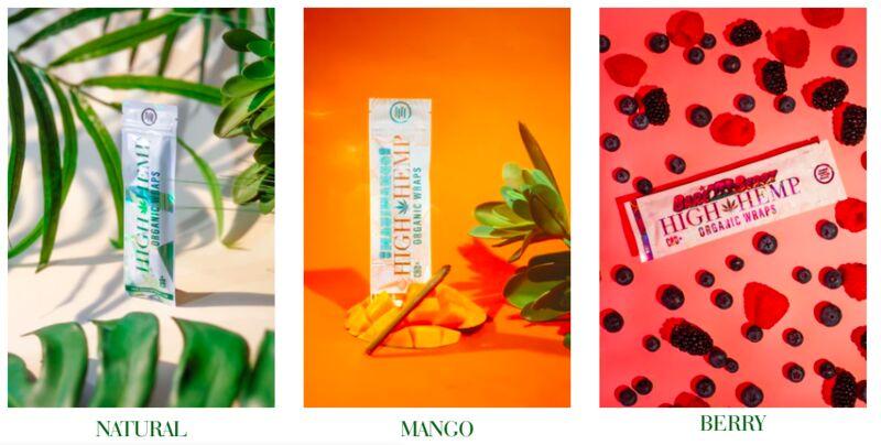 All-Organic Herbal Wraps