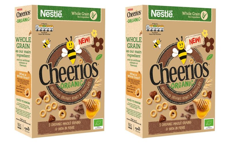 Certified Organic Cereals