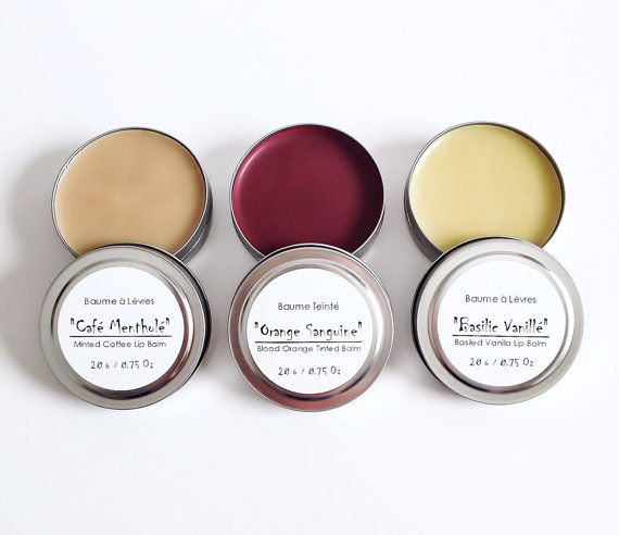 Organic Lip Care Kits
