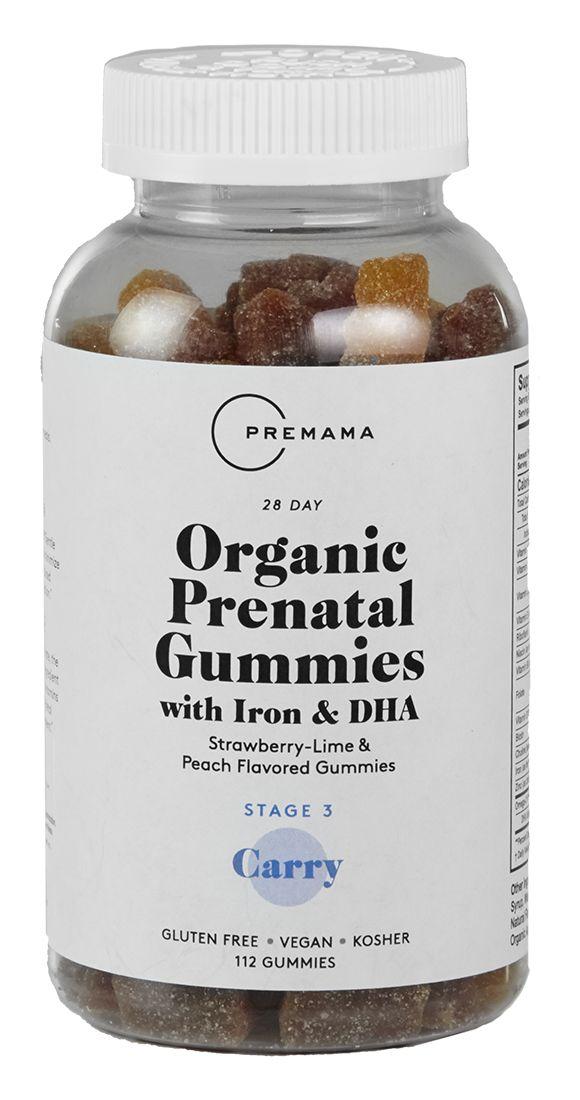 Free-From Prenatal Gummies
