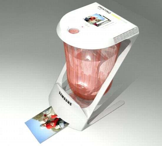 Sustainable Liquid Printers