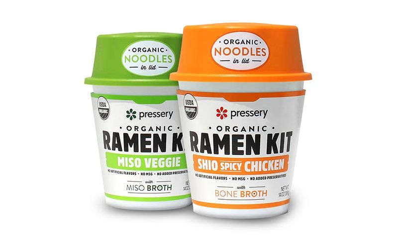 Nourishing Grab-and-Go Ramens