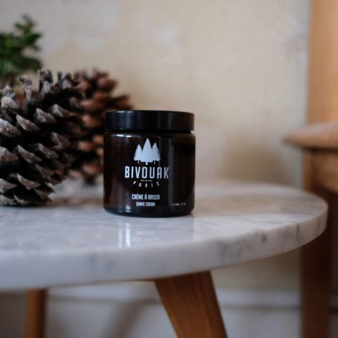 Sustainable Non-Foaming Shaving Creams