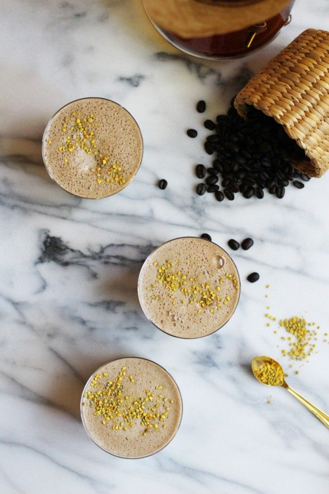 Vegan Coffee Smoothies