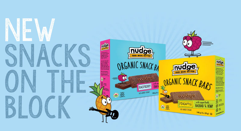 Organic Superfood Snack Bars