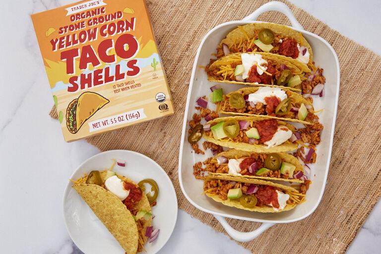 Stone Ground Taco Shells