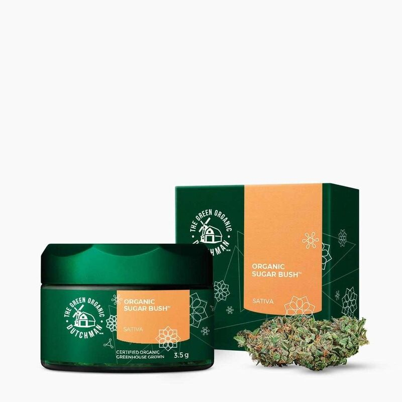 Maple Sugar Cannabis Flowers