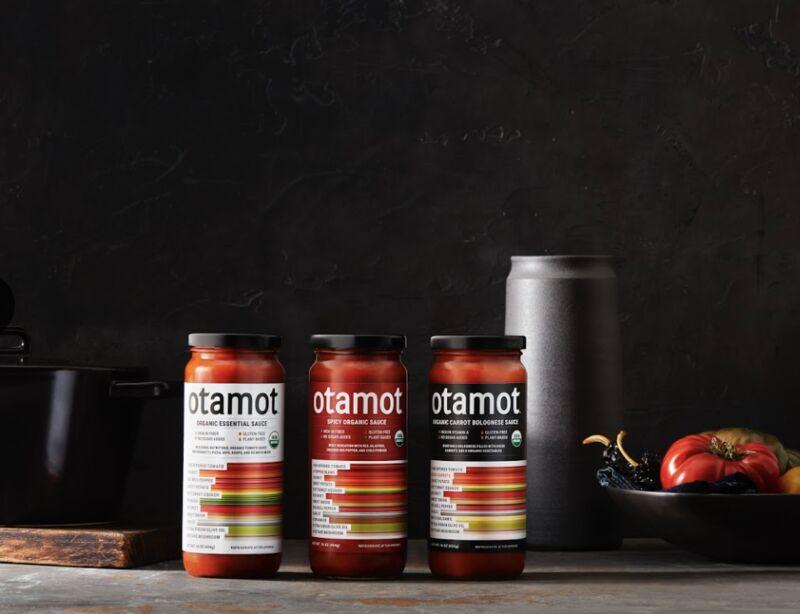 Premium Organic Tomato Sauces