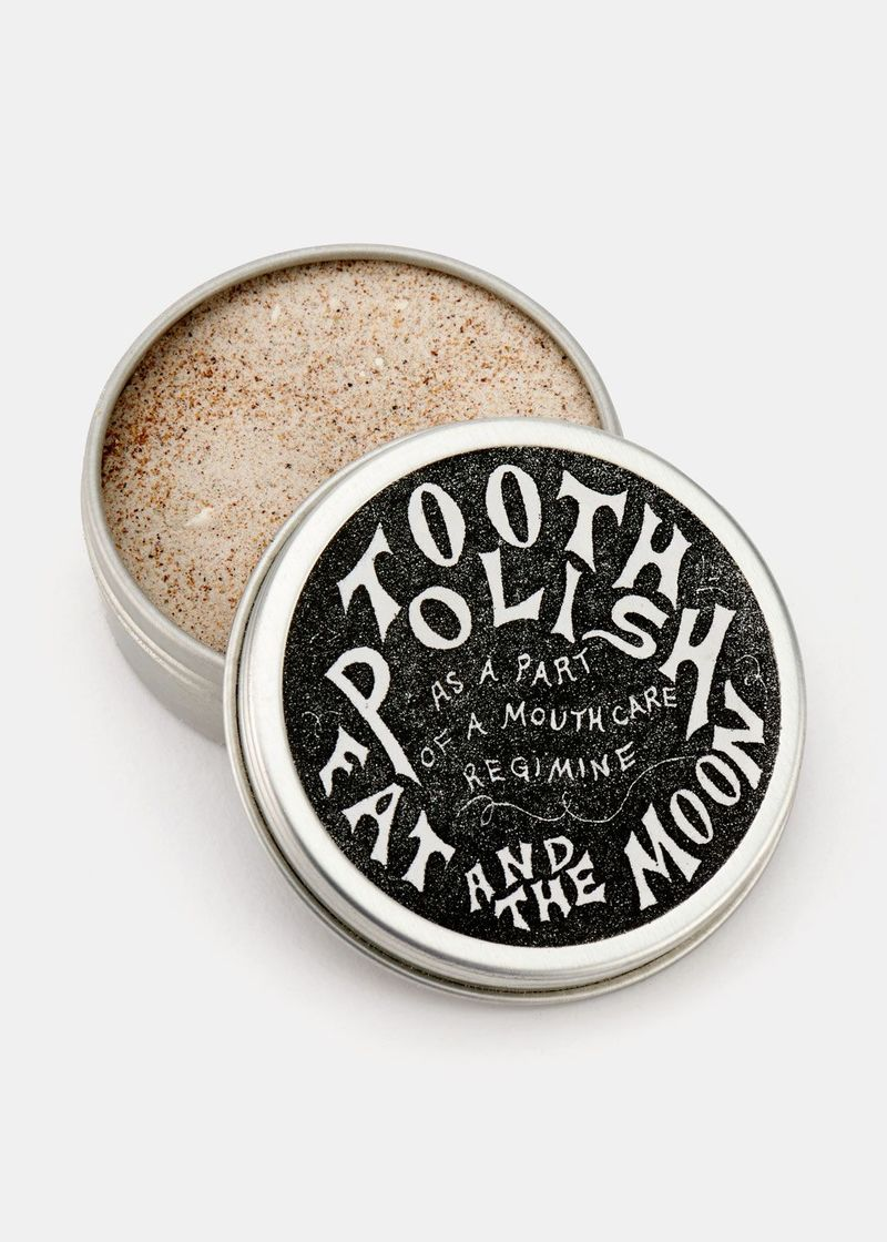 Organic Toothpaste Tins