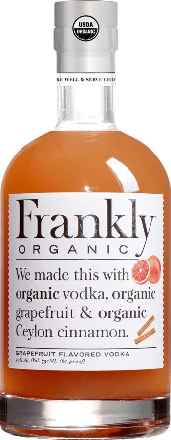 Functional Organic Vodkas