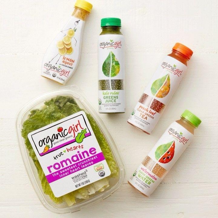 Lettuce-Infused Beverages