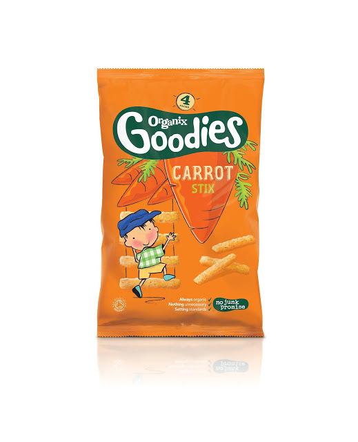Organic Kiddie Snacks