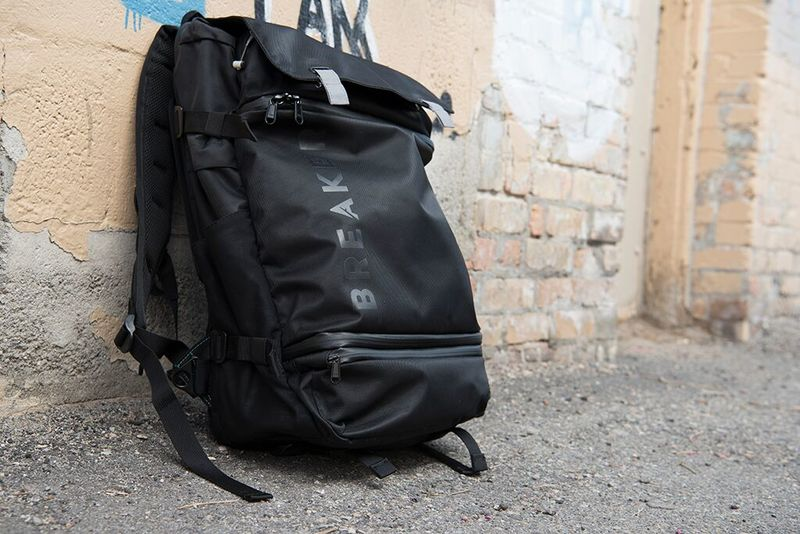 Highly Organized Backpack Designs