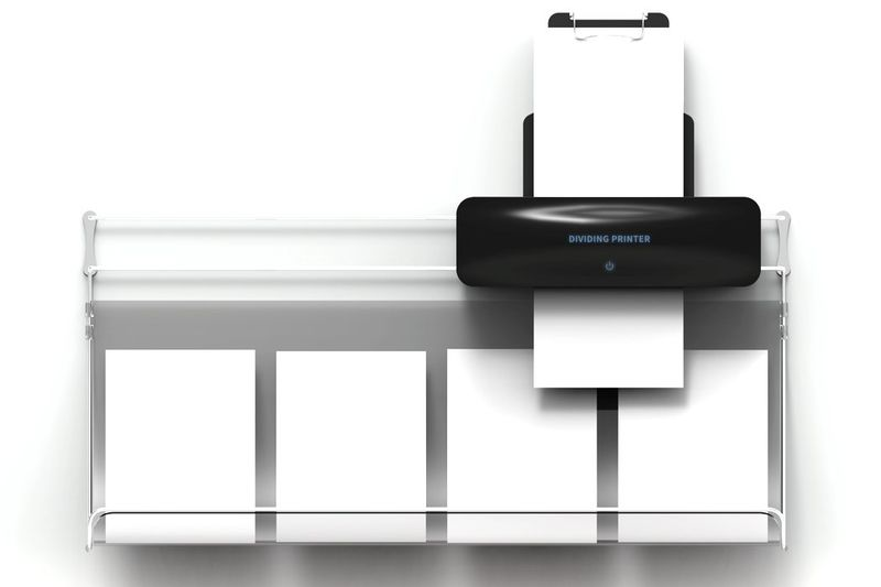 Paper-Organizing Printers