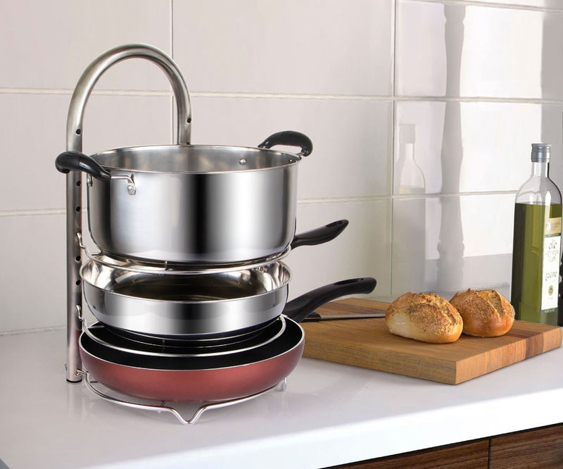 Cookware-Separating Racks