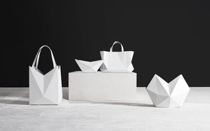 Neo-Luxe Origami Bags