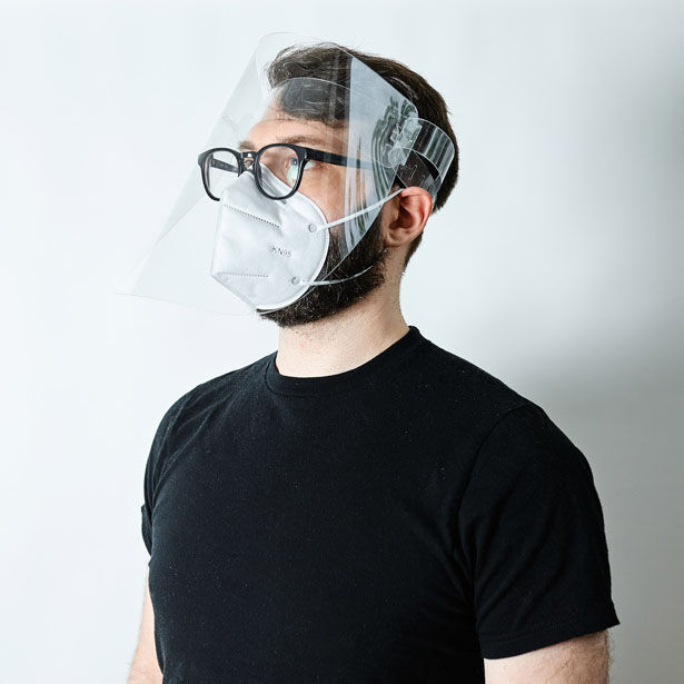 Recyclable Protective Face Coverings
