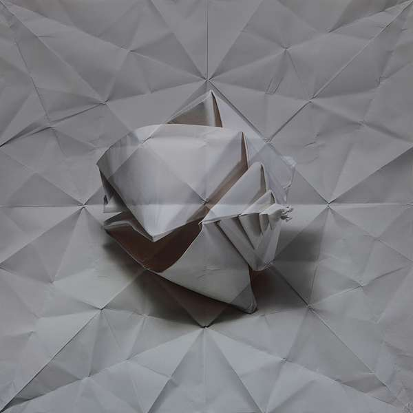 Crumpled Papercraft Captures