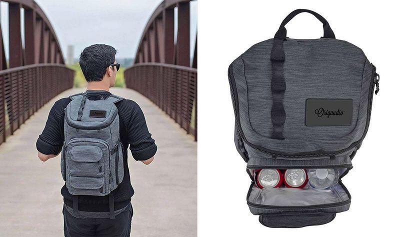 Cooler-Equipped Explorer Backpacks