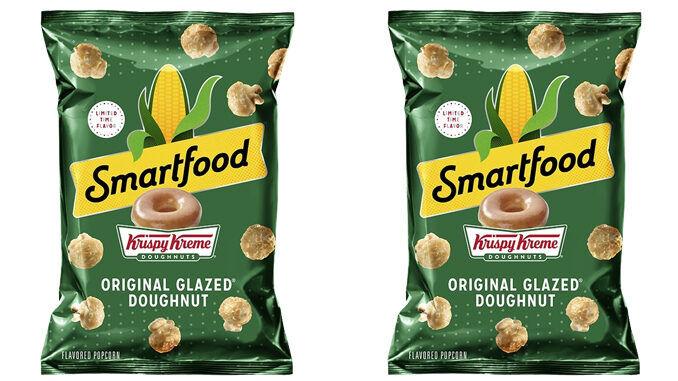 Donut-Flavored Popcorn Snacks