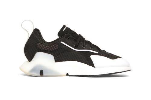 Minimal Avant-Garde Sneakers