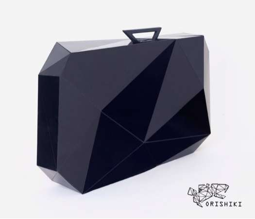 Origami-Inspired Luggage