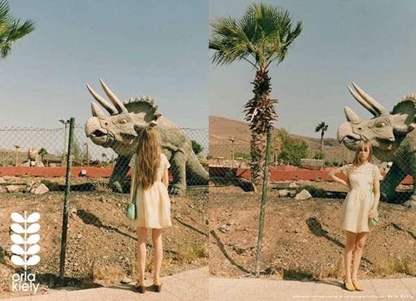 Dino-Lovin' Lookbooks