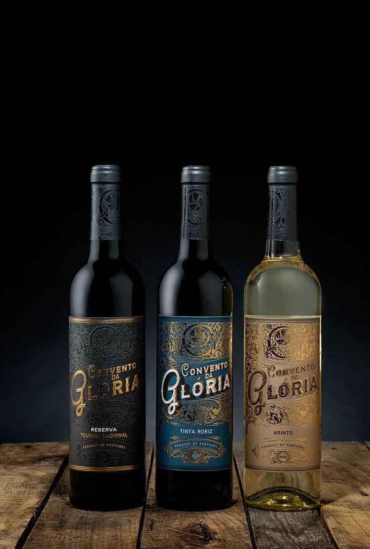 Ornamental Wine Bottles