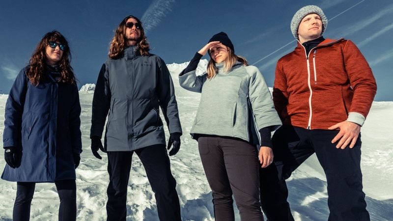 Aerospace-Inspired Outerwear