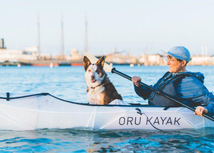 Origami-Inspired Watercraft