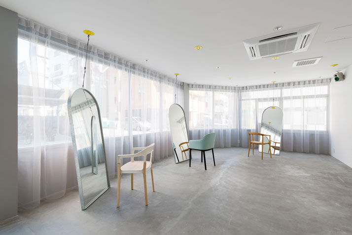 Ethereal Minimalist Salons