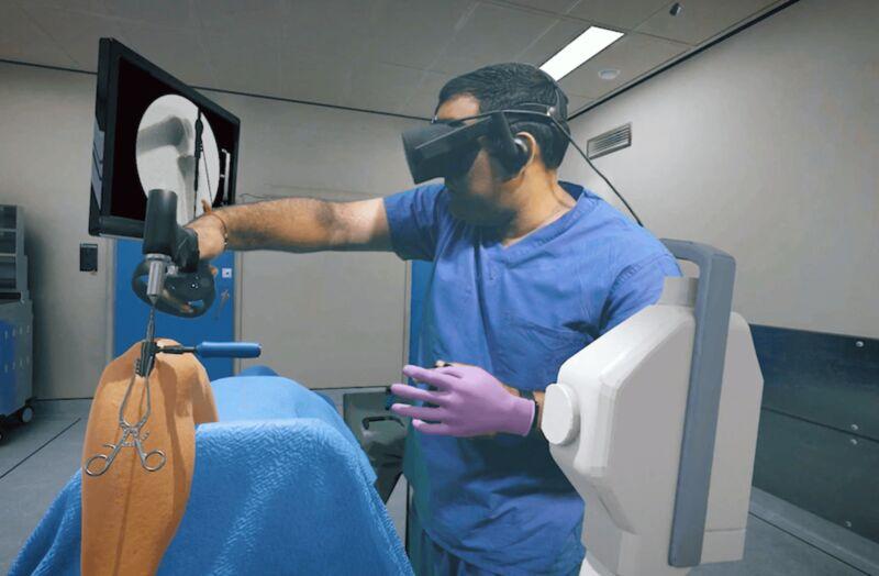 Virtual Operating-Room Experiences