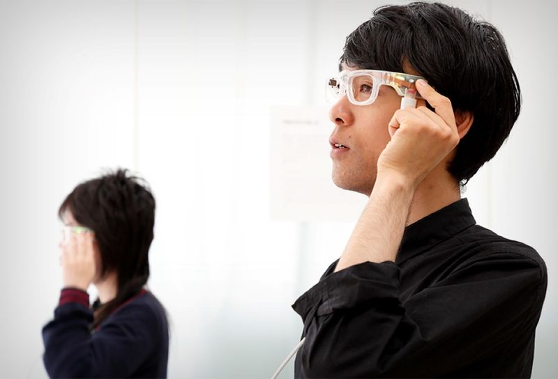 Smart Text-Reading Glasses
