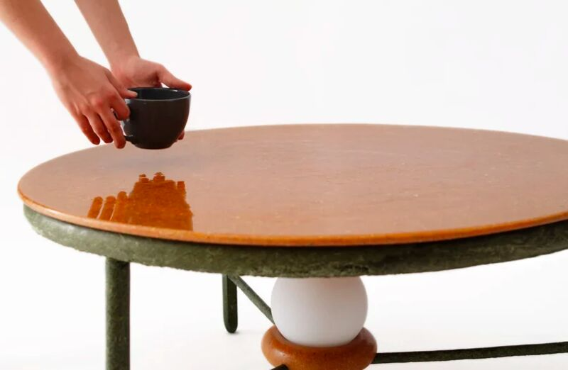 Raw Waste Furniture